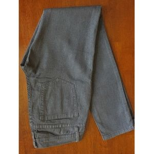 Forever 21 Gray Skinny Ankle Jeans Size 27x30